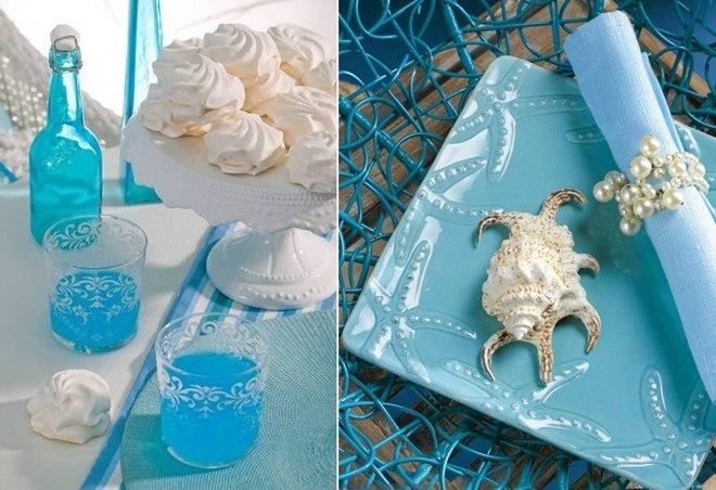beach-home-decorating-ideas-blue-white-tableware