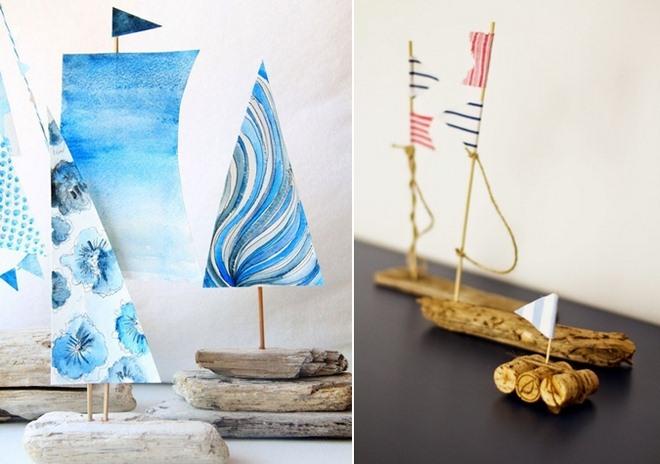 beach-home-decorating-ideas-sailing-boats-corks