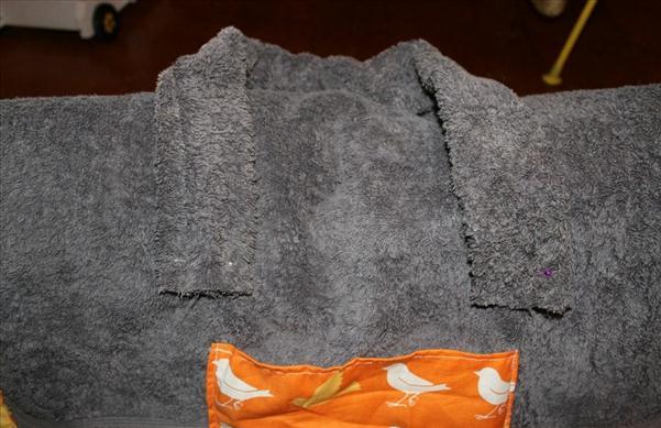 beach towel blanket bag handles sewing tutorial