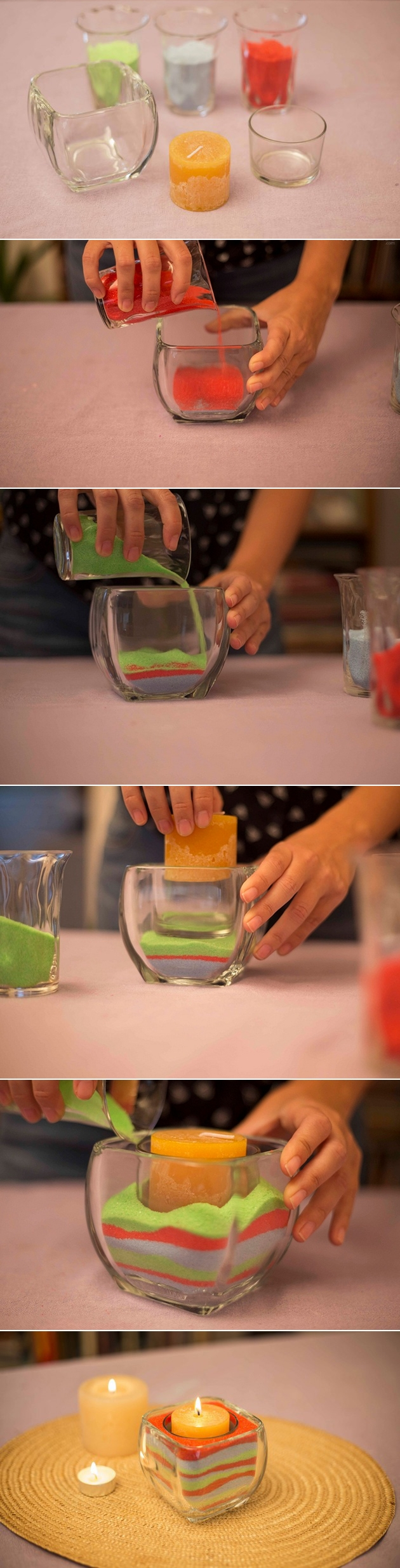 decorating-glass-candle-holders-colorful-sand