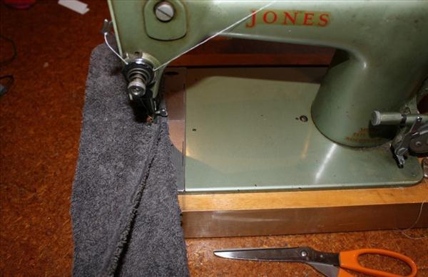 diy beach blanket sewing bag handles