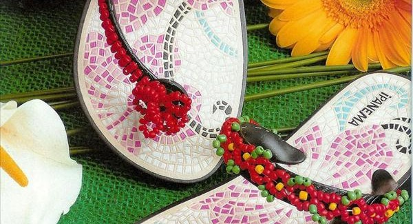 10 DIY flip flop projects – How to embellish your sandals with beads