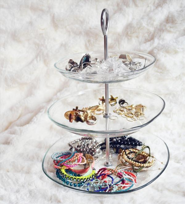 DIY jewelry storage ideas Creative ways to display and organize