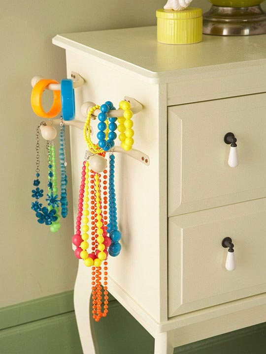 Diy Jewelry Storage Ideas Creative Ways To Display And