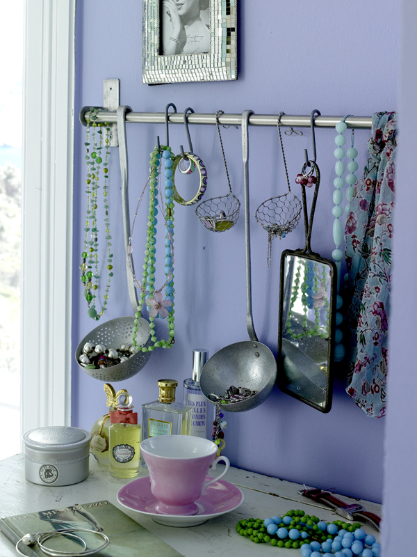 diy jewelry storage ideas unusual display organizer