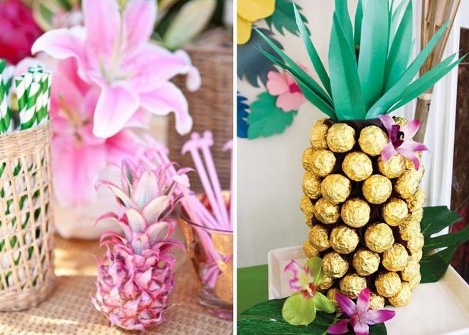 Tropical Themed Photo Christmas Cards