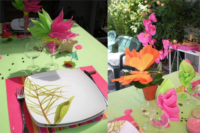 summer-garden-party-table-decorations-pink-orange-green-tissue-paper