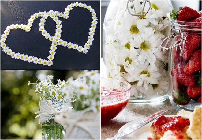 table-decoration-ideas-summer-daisies-hearts