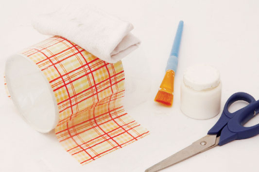 bathroom organizing ideas DIY toilet paper roll holder