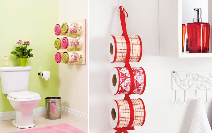 bathroom-organizing-ideas-diy-towel-storage-toilet-rolls-holder