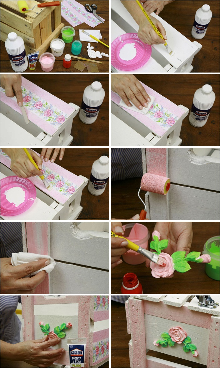 ... cheap DIY furniture projects – Ideas to reuse wooden things at home