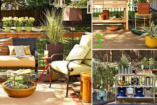 Deck Decorating Ideas How To Plan And Design An Outdoor Living Space Enchanting Outdoor Living Room Design