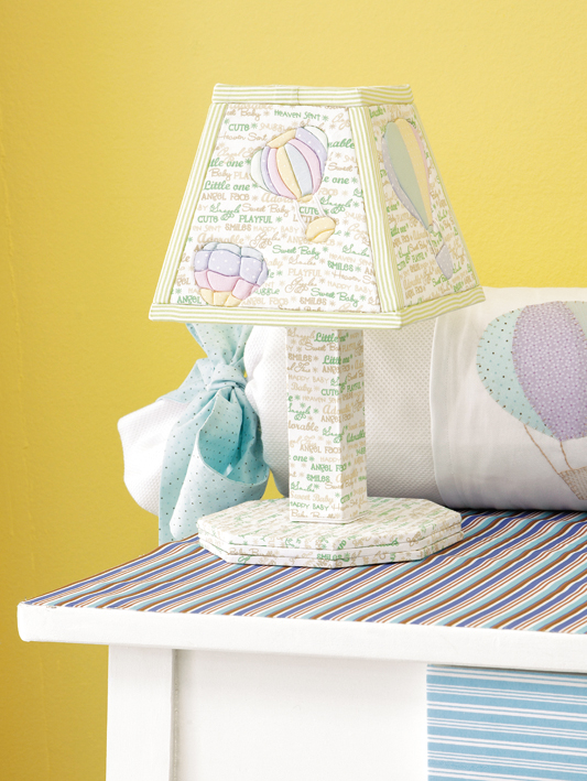 diy baby room decor ideas make hot air balloon themed baby nursery