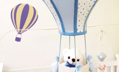 6 Diy Baby Room Decor Ideas Make Hot Air Balloon Themed