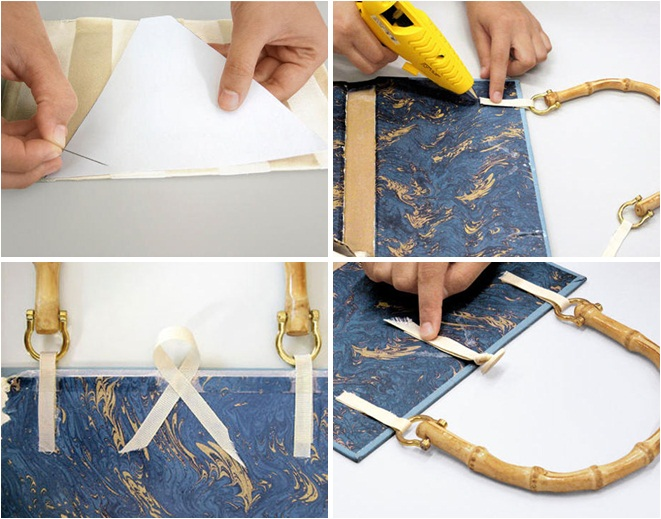 Diy Fashion Book Covers : Diy book cover clutch and bag the perfect gift idea for