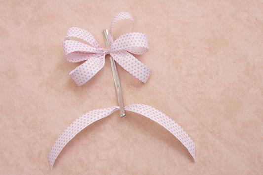 diy candy flower bouquet tutorial ribbon