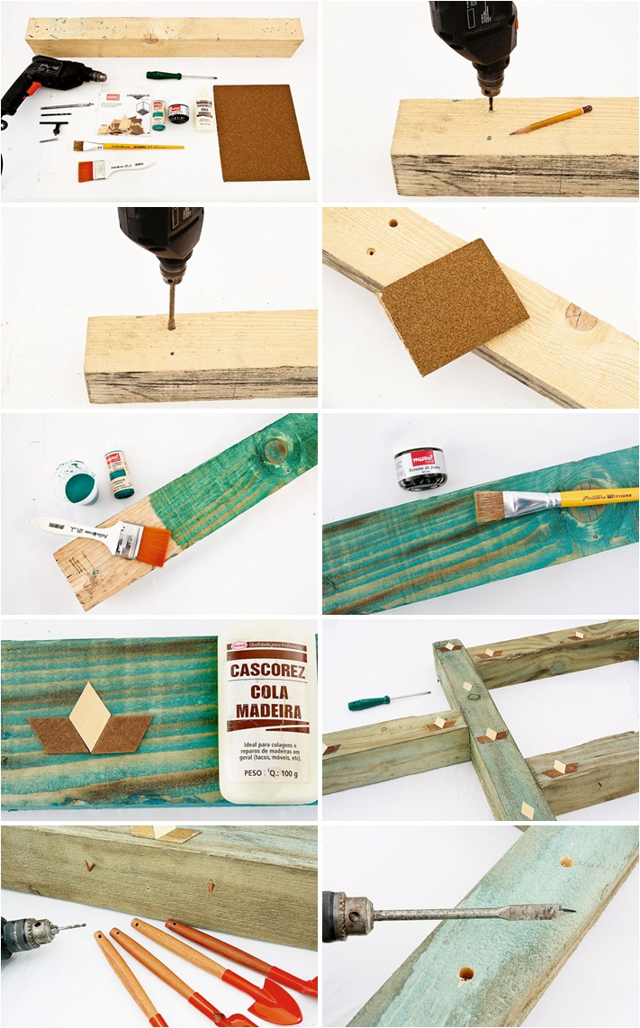 3 cheap DIY furniture projects Ideas to reuse wooden