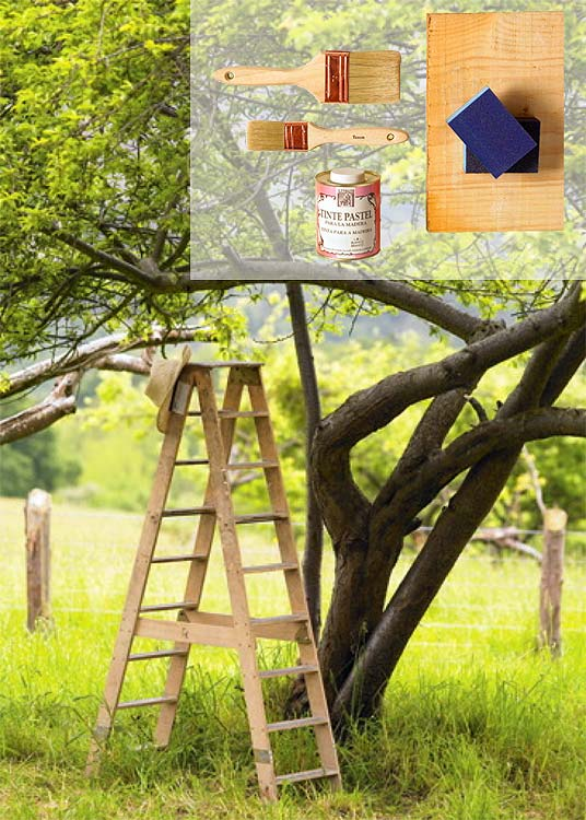 diy ladder shelf ideas home garden terrace