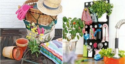 diy-projects-storage-ideas-garden-tools-organizer-kitchen-utensils