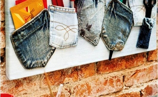 What to do with old jeans? – 4 DIY ideas for recycling denim jeans