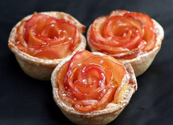 easy apple desserts ideas baking apple roses tarts