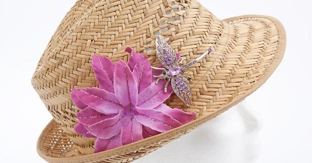 DIY summer craft ideas – 20 fun ways to decorate your summer straw hat