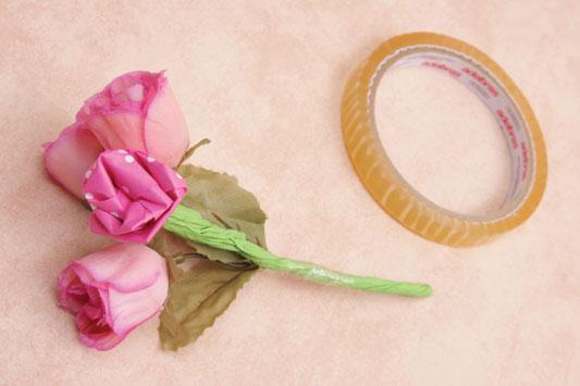 make candy flower bouquet diy faux paper roses
