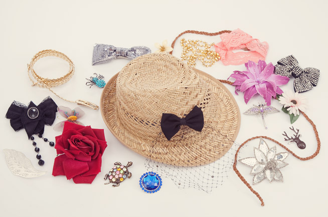 summer crafts summer straw hat decorations makeover