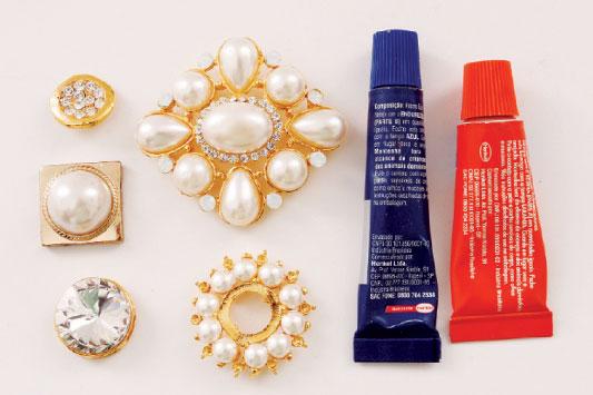 diy brooch wedding bouquet vintage brooches or ornaments