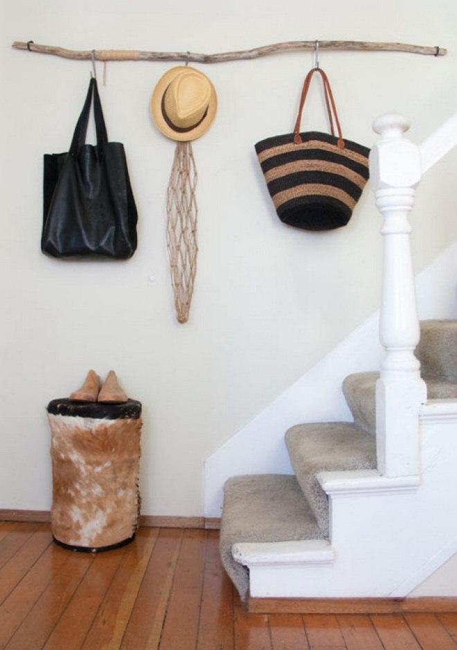 Diy Hallway Wall Decor : Diy driftwood decor ideas for a sea inspired home