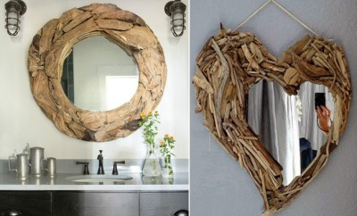 diy-driftwood-wall-mirror-frames