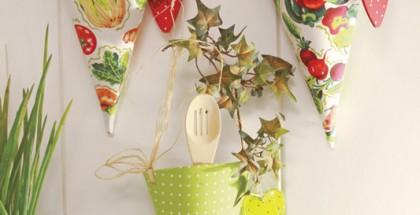 diy-kitchen-storage-utensils-solutions-paper-cones