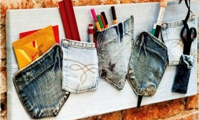 diy-recycle-denim-jeans-ideas-pockets-home-office-organizing