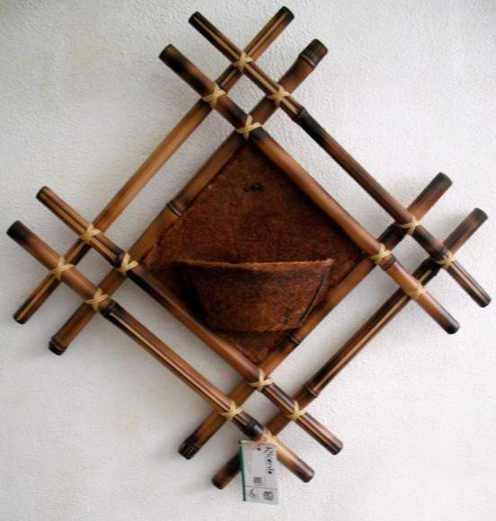 Diy bamboo wall decor ideas craft projects with