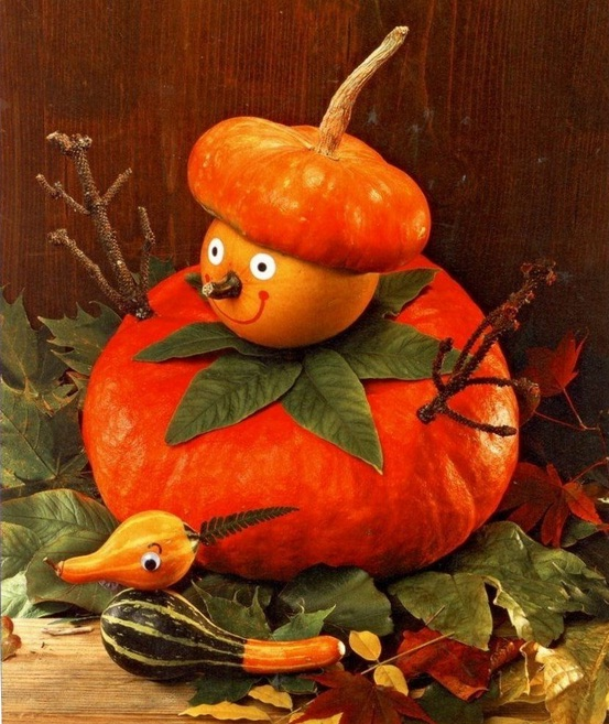 easy-pumpkin-centerpiece-figurine-boy-duck