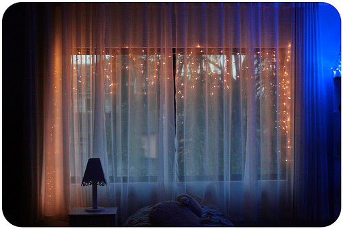 christmas window decoration ideas christmas lights curtains - Diy Christmas Window Decorations