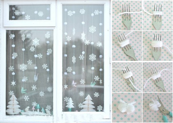 christmas window decoration ideas and displays - Christmas Window Decorations