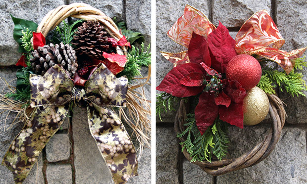 diy-christmas-wreaths-ideas-tutorials