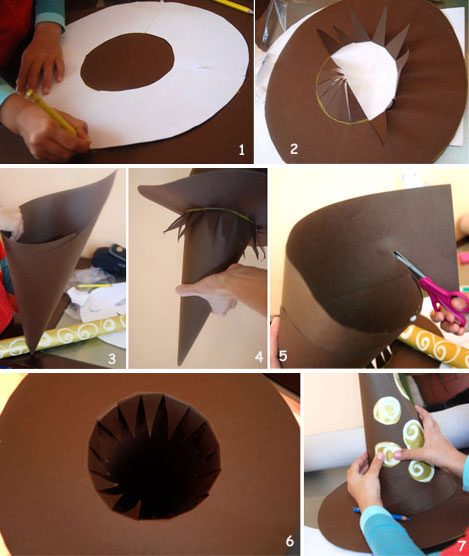 How To Make A Paper Pirate Hat Out Of Paper