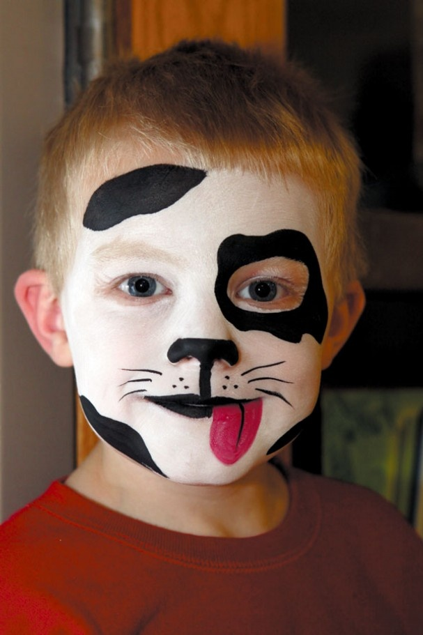 Beautiful Halloween Makeup For Boys Photos - harrop.us - harrop.us
