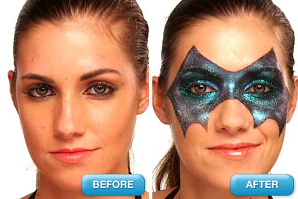 halloween makeup ideas how to make mask face painting