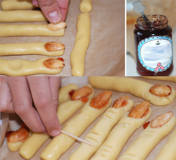 How To Make Halloween Cookies Witch Fingers Kids Treats Recipe