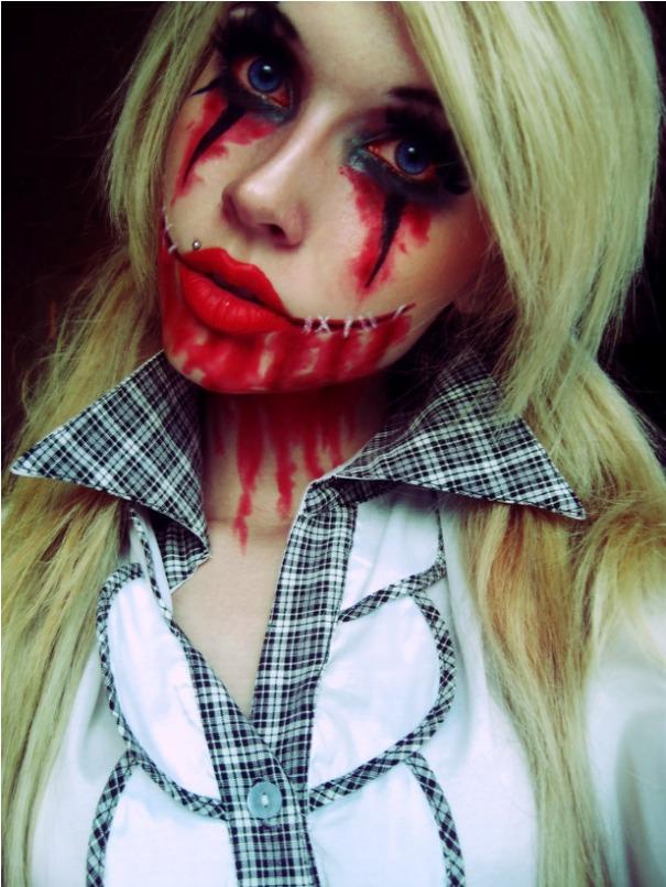 Halloween Makeup » Diy Halloween Makeup - Beautiful Makeup Ideas ...