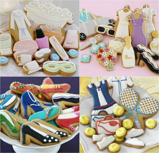 wrap-christmas-gift-cards-ideas-cookies-decorated-welness-shoes-dresses