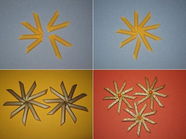 diy christmas crafts for kids christmas tree ornaments pasta stars