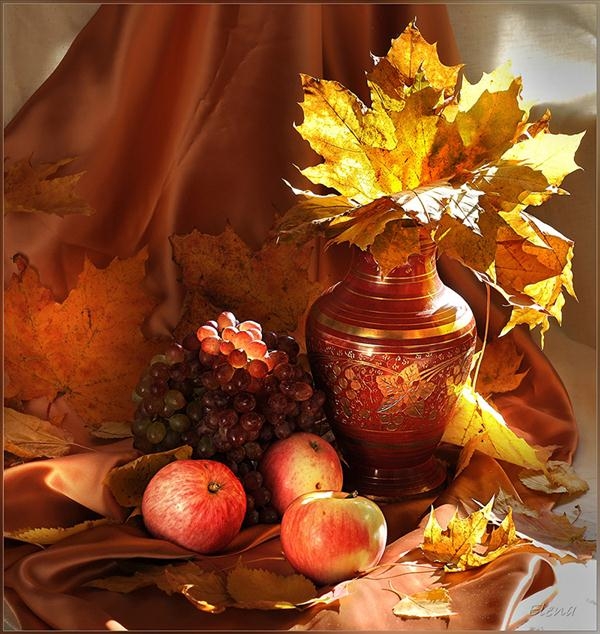 21 diy thanksgiving decorations and centerpieces savoring for Home made thanksgiving decorations
