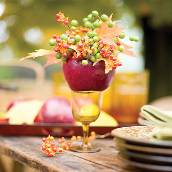 21 DIY Thanksgiving decorations and centerpieces savoring ...