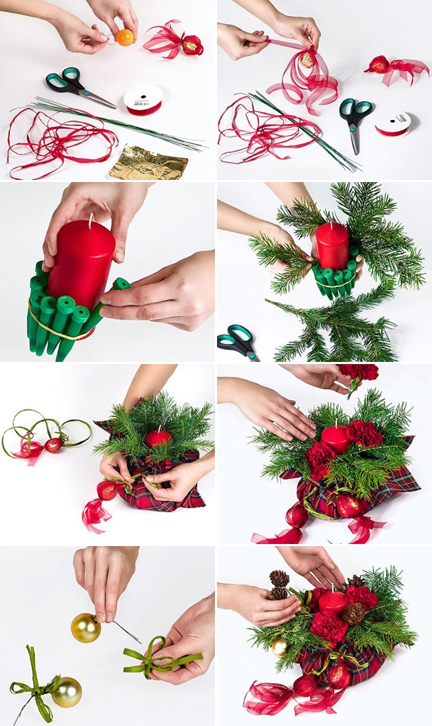 10 homemade christmas gift ideas easy diy projects for for Unique ideas for christmas gifts