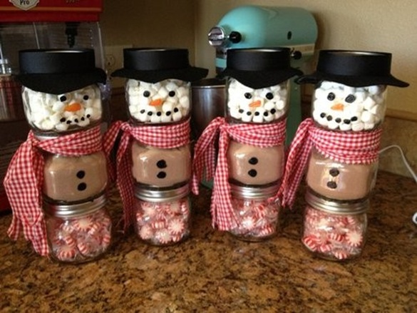 Christmas Pic Ideas.10 Homemade Christmas Gift Ideas Easy Diy Projects For