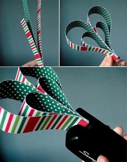 diy christmas decorations paper ornaments ideas hearts